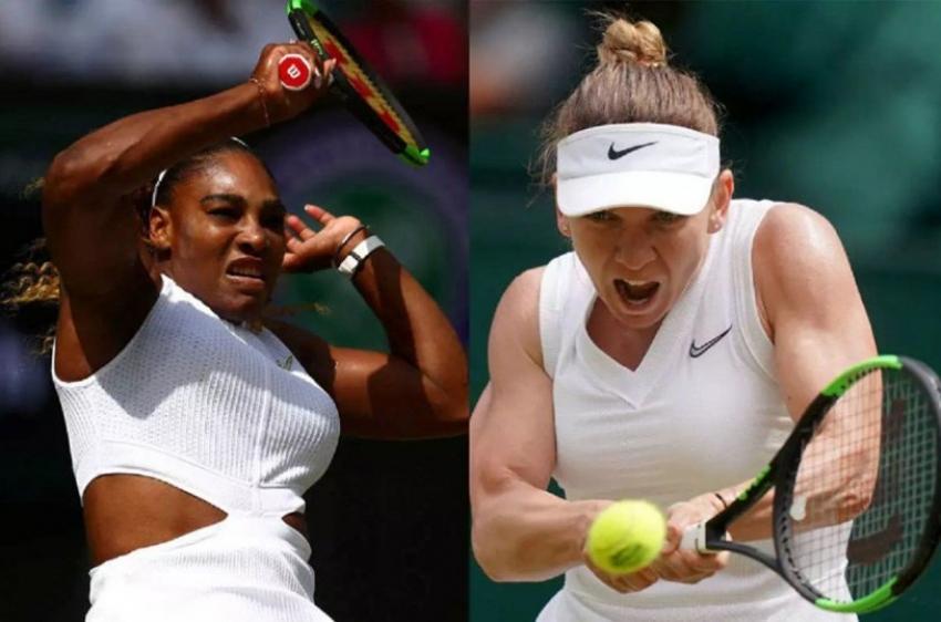 Simona Halep este noua regina de la Wimbledon