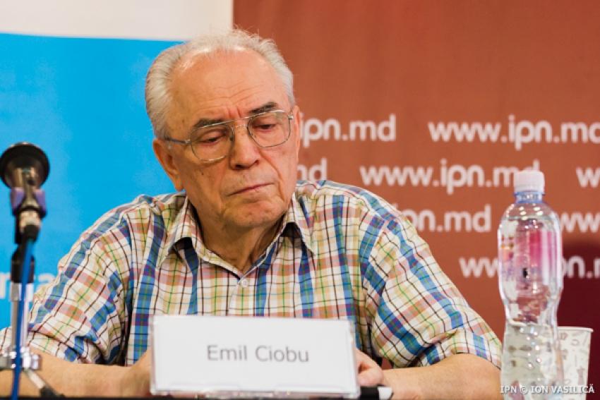 S-A STINS DIN VIATA CONF. UNIV., DR. EMIL CIOBU
