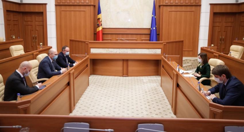 """CE A DECLARAT """"PRO MOLDOVA"""" DUPA CONSULTARILE CU MAIA SANDU"""