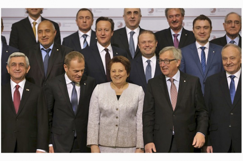 NE MAI VREA EUROPA? EUROPA NE-A VRUT, DAR…