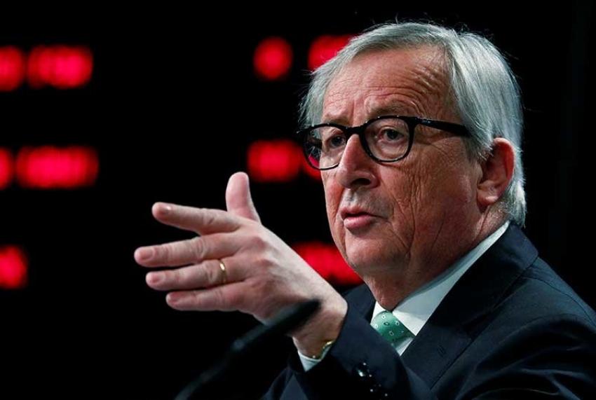 Juncker denunta blocarea iresponsabila a Olandei a raspunsului european la criza economica provocata de noul coronavirus