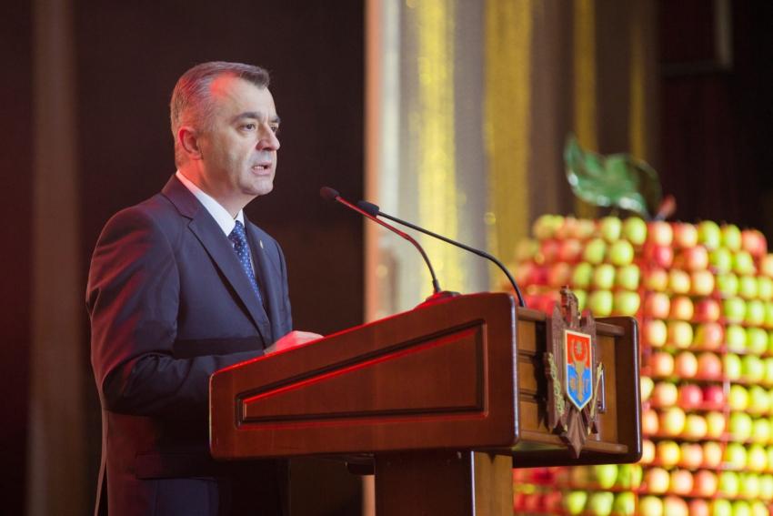 R. MOLDOVA IMPLINESTE 30 DE ANI DE SUVERANITATE. ION CHICU: CRED IN VIITORUL NOSTRU SI AL REPUBLICII MOLDOVA!