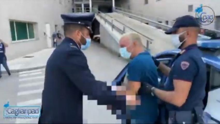Johnny Tiganul a fost arestat in Sardinia, dupa a saptea evadare. Barbatul se ascunsese intr-un tarc pentru oi