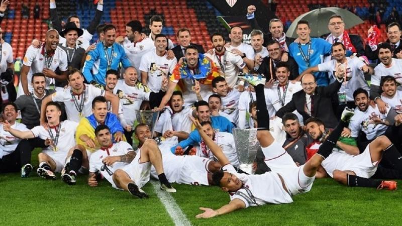 FC SEVILLA A CISTIGAT EUROPA LEAGUE