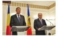 KLAUS IOHANNIS A REITERAT SPRIJINUL ROMANIEI PENTRU PARCURSUL EUROPEAN AL R. MOLDOVA
