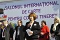 A FOST INAUGURAT SALONUL INTERNATIONAL DE CARTE PENTRU COPII SI TINERET
