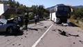 UN AUTOCAR CU MOLDOVENI A FOST IMPLICAT INTR-UN ACCIDENT CU DOUA VICTIME, IN ROMANIA