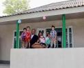 CUPLUL PREZIDENTIAL A DONAT O CASA UNEI FAMILII CU MULTI COPII DIN RAIONUL FLORESTI