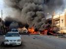 Atac singeros in Siria: Cel putin 30 de morti dupa explozia unui camion-cisterna la Afrin