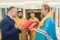 SEDIUL RENOVAT AL PRESEDINTIEI REPUBLICII MOLDOVA A FOST SFINTIT