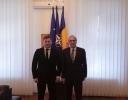 ROMANIA SI REPUBLICA MOLDOVA, ECHIPE COMUNE DE PATRULARE LA FRONTIERA