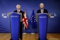 BREXIT: UE SI LONDRA AU STABILIT PRIORITATILE SI CALENDARUL NEGOCIERILOR