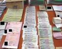 O MOLDOVEANCA ARESTATA, CU PESTE 150 DE ACTE FALSE IN BAGAJ