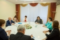 PRIORITATILE NOULUI PROGRAM DE TARA UNICEF, DISCUTATE DE PREMIERUL PAVEL FILIP SI REPREZENTANTUL UNICEF IN MOLDOVA, NUNE MANGASARYAN