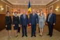 PRESEDINTELE R. MOLDOVA A PRIMIT SCRISORILE DE ACREDITARE ALE AMBASADORULUI AGREAT AL R. TURCIA IN TARA NOASTRA