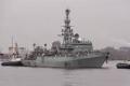 """Rusia a trimis nava de recunoastere """"Iuri Ivanov"""" la manevrele din Marea Mediterana"""