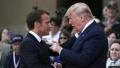 Trump si Macron coopereaza pentru solutionarea crizei din Siria si pentru contracararea epidemiei de coronavirus
