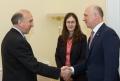 PREMIERUL PAVEL FILIP S-A INTILNIT CU AMBASADORUL SUA IN REPUBLICA MOLDOVA