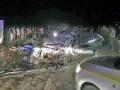 CINCI PERSOANE AU DECEDAT IN URMA UNUI ACCIDENT PE TRASEUL CHISINAU-CIMISLIA