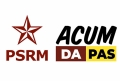 IN 20-25 DE RAIOANE, PSRM SI ACUM AU CONVENIT DE PRINCIPIU ASUPRA MAJORITATII