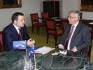 JEAN-CLAUDE JUNCKER CONSIDERĂ ''INACCEPTABILE'' ORICE PRESIUNI CARE AU SCOPUL DE A ÎMPIEDICA VIITORUL EUROPEAN AL R. MOLDOVA