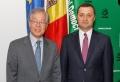 """TOICHI SAKATA: """"MI-AŞ DORI CA MOLDOVA SĂ ÎNREGISTREZE UN PROGRES STABIL PE CALEA INTEGRĂRII EUROPENE"""""""