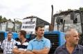 AGRICULTORII AMENINTA CU BLOCAREA TRASEELOR NATIONALE