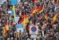 Germania: Protestele pro si contra migranti pe strazile din Chemnitz