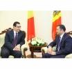 Vlad Filat a avut o convorbire telefonică cu Victor Ponta
