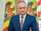 DECLARATIA PRESEDINTELUI MOLDOVEI CU PRIVIRE LA REZULTATELE ALEGERILOR PARLAMENTARE