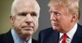 Antipatie dincolo de moarte. Trump nu va asista la funeraliile lui John McCain