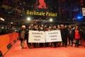CINEASTII ROMANI AU PROTESTAT LA BERLIN