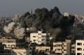 Riposta militara israeliana in Fisia Gaza dupa atacuri cu racheta