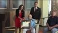Un absolvent de colegiu din California si-a primit diploma dupa 83 de ani de asteptare. El are acum... 105 ani