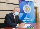 IGOR DODON A SEMNAT CODUL DE CONDUITA PRIVIND DESFASURAREA CAMPANIEI ELECTORALE