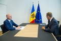 PAVEL FILIP SI DONALD TUSK AU DISCUTAT DESPRE REFORMELE EUROPENE