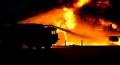 NOAPTE DE COSMAR PENTRU 44 DE MOLDOVENI: AUTOCARUL IN CARE SE AFLAU A LUAT FOC
