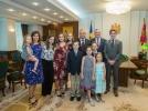 SEFUL STATULUI A AVUT O INTREVEDERE CU BRIAN BROWN, PRESEDINTELE ORGANIZATIEI INTERNATIONALE PENTRU FAMILIE