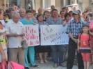 PSRM A SUSTINUT ACTIUNEA DE PROTEST A LUCRATORILOR MEDICALI IMPOTRIVA OPTIMIZARII SPITALULUI DIN OCNITA