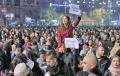 EURONEWS: MII DE PERSOANE LA PROTESTELE PENTRU REFORMA CLASEI POLITICE DIN ROMÂNIA