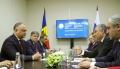PRESEDINTELE R. MOLDOVA A AVUT O INTREVEDERE CU PRESEDINTELE DUMEI DE STAT A RUSIEI
