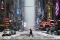 Milioane de americani fara electricitate in urma furtunii de zapada
