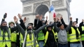 """Vestele galbene"": Manifestatiile sunt interzise Simbata pe Champs-Elysées, la Palatul Elysée si la Adunarea Nationala"
