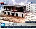 INUNDAŢIILE ŞI ALUNECĂRILE DE TEREN AU PROVOCAT CIRCA O SUTĂ DE VICTIME ÎN CHINA