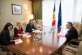 FRANTA RECONFIRMA SPRIJINUL PENTRU REALIZAREA REFORMELOR IN REPUBLICA MOLDOVA