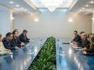 APARATUL PRESEDINTELUI REPUBLICII MOLDOVA A AVUT O INTREVEDERE CU INALTUL COMISAR AL OSCE PENTRU MINORITATI