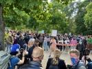 Manifestatii pasnice la Toronto pentru a denunta violentele Politiei si rasismul