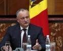 MAI MULT DE JUMATATE DIN POPULATIA MOLDOVEI ARE INCREDERE IN IGOR DODON