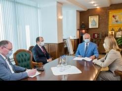 SEFUL STATULUI A SEMNAT DECRETUL CU PRIVIRE LA NUMIREA UNUI NOU AMBASADOR AL REPUBLICII MOLDOVA IN CONFEDERATIA ELVETIANA