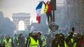 Trei luni de proteste ale 'vestelor galbene' in Franta